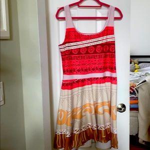Moana running dress